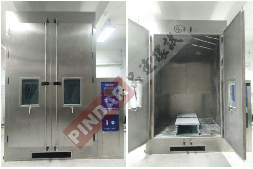 IP5X IP6X 防尘试验室
