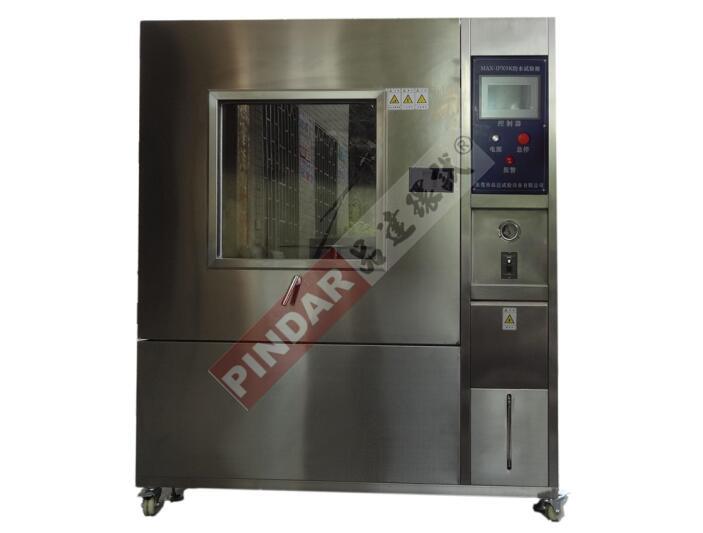 IPX9K IPX9 高温高压强冲水试验箱