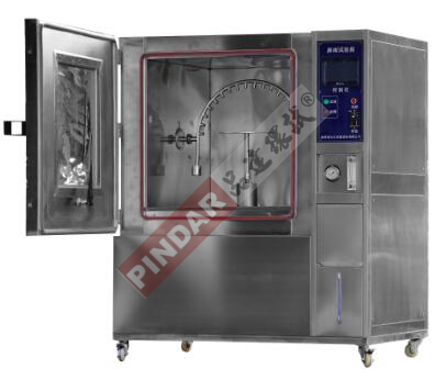 IPX3 IPX4 IPX4K 摆管溅水试验箱 花洒装置