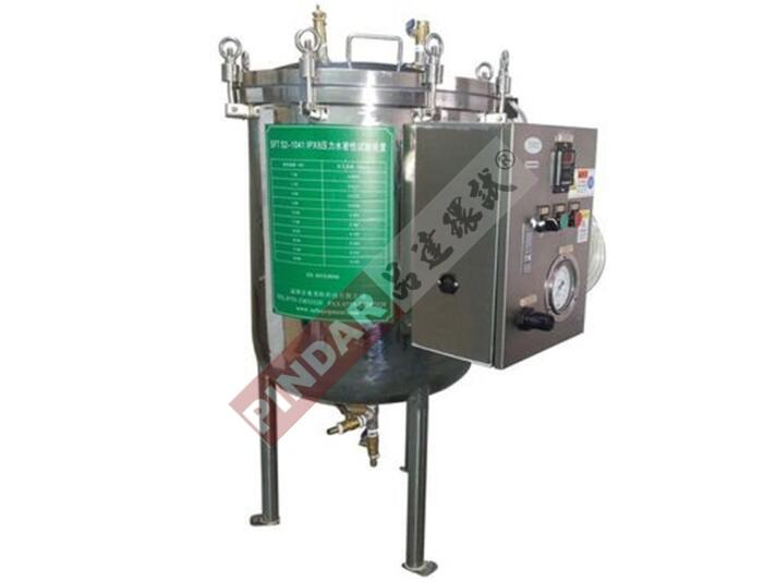IPX7 IPX8 加压浸水试验装置